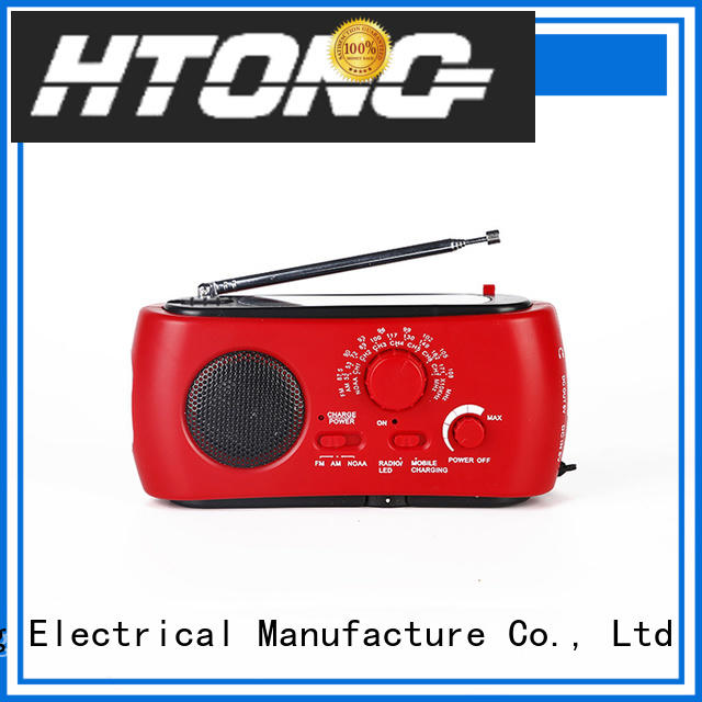 Hai Tong bright solar radio factory price for house