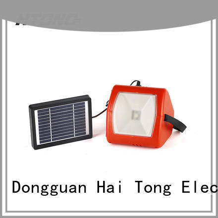 HTong durable solar camping lights supplier for family banquet