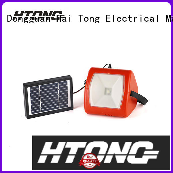 Hai Tong panel outside solar lights online for hotel