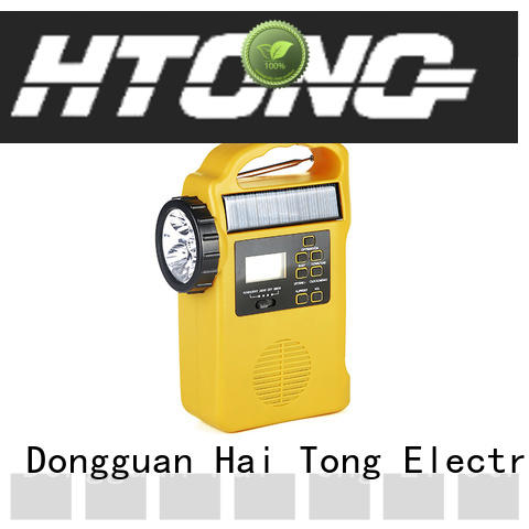 Hai Tong charger dynamo radio easy to use for house