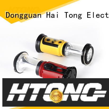 Hai Tong emisoras de crank flashlight radio design for home