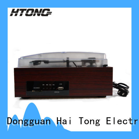 HTong good quality antique gramophone promotion for indoor