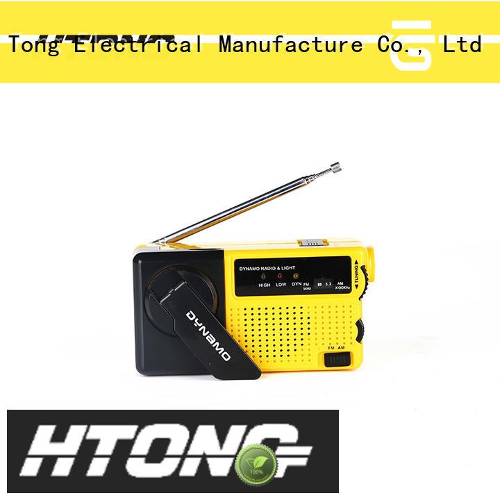 best hand crank radio radio for family banquet Hai Tong