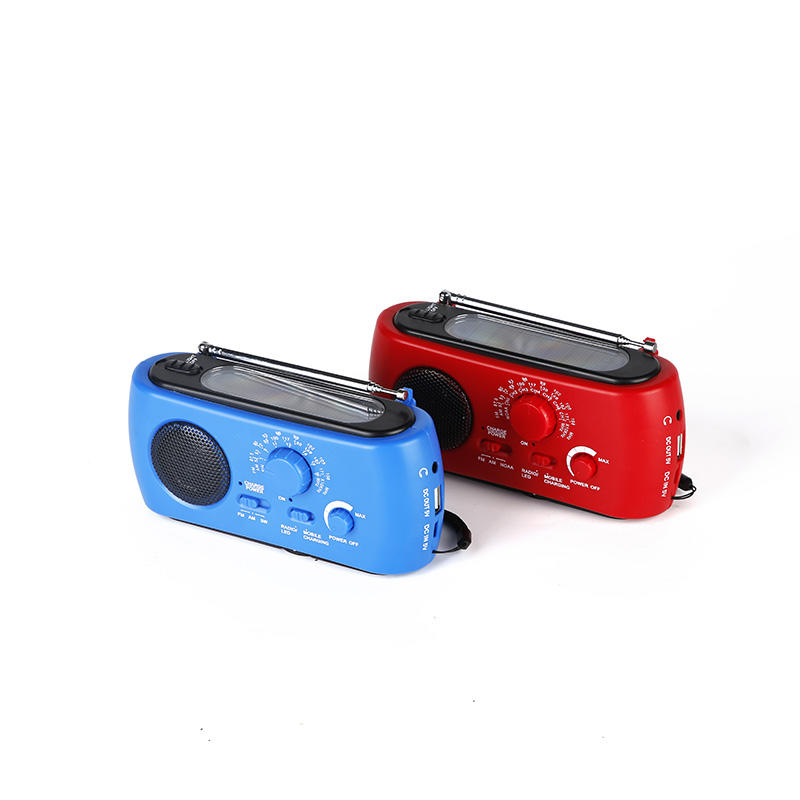 Hai Tong good quality dynamo radio from China for hotel-2