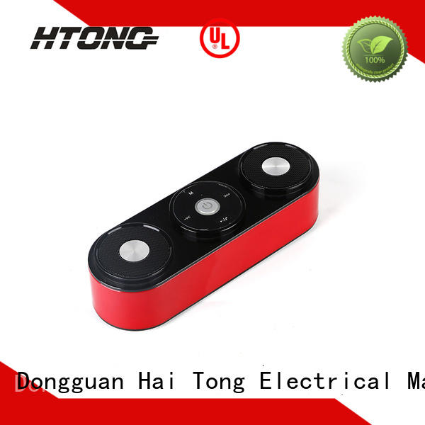 wireless mini Hai Tong Brand portable speakers factory