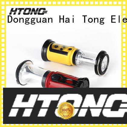 Hai Tong dance hand crank emergency radio player for home
