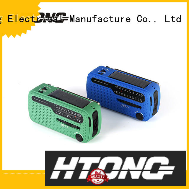 Hai Tong fm emergency radio on sale for house