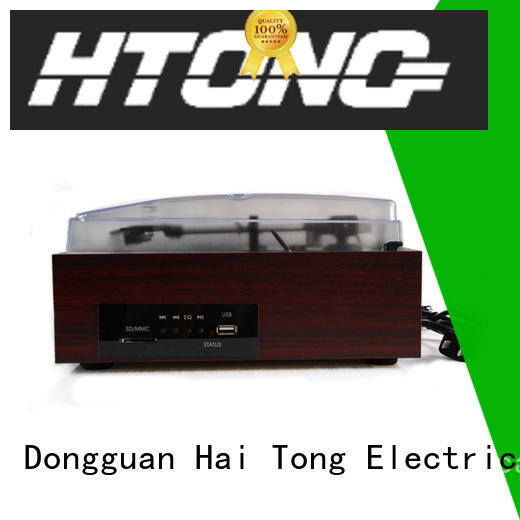 Hai Tong good quality antique wooden gramophone manufacturer for home