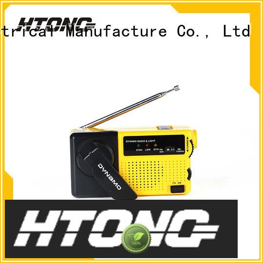 Hai Tong dance crank radio player for indoor