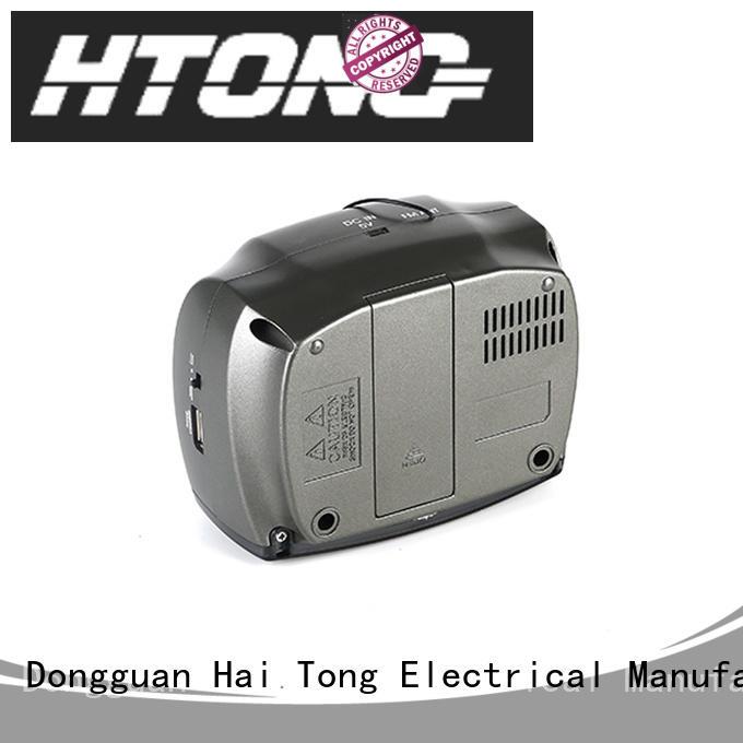 Hai Tong snooze digital radio alarm clock series for family