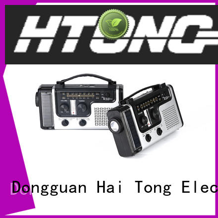 Hai Tong torch solar radio promotion for home