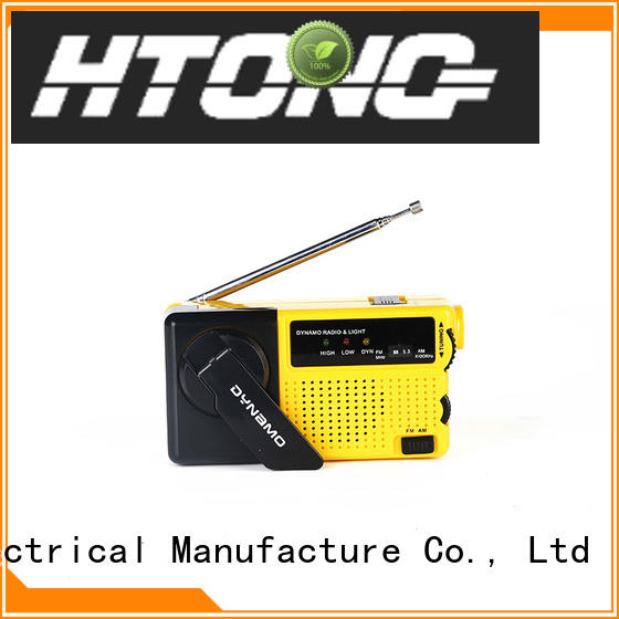 Hai Tong efficient best crank radio directly price for home