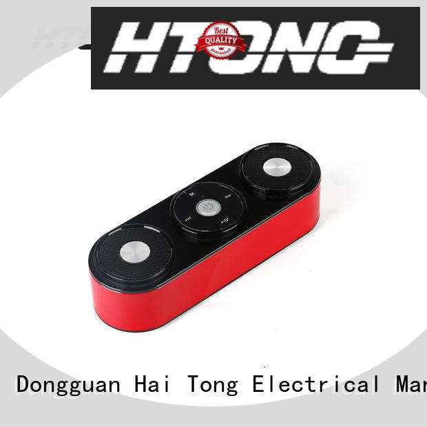 Hai Tong durable loudest portable bluetooth speaker stereo for indoor