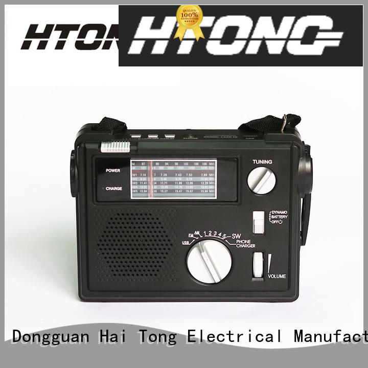 Hai Tong emisoras de emergency crank radio online for family banquet