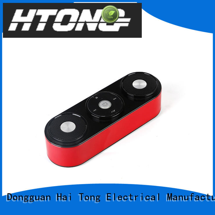 Hai Tong mini bluetooth speaker manufacturer for family banquet