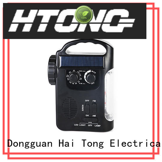 Hai Tong radio dynamo and solar radio promotion for house