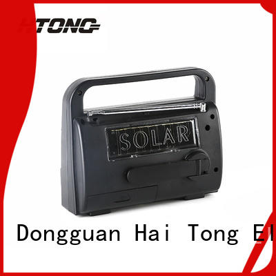 portable emergency radio word from China for hotel