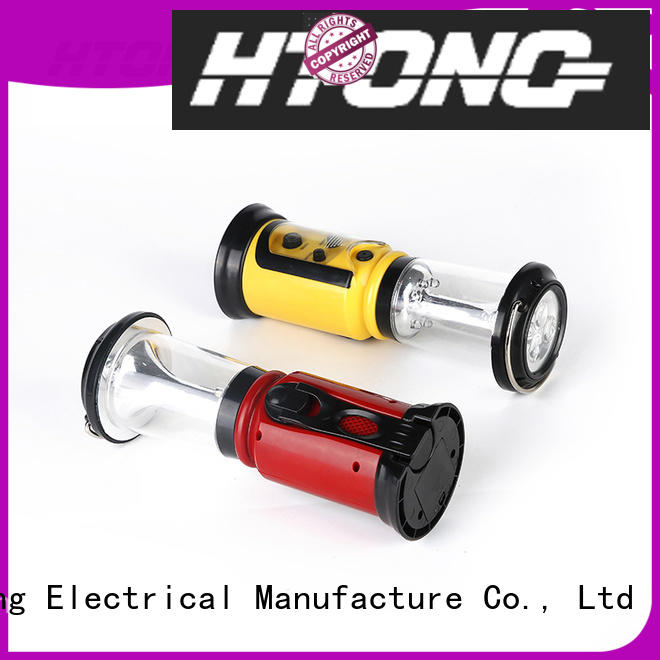 Hai Tong all crank flashlight radio online for indoor