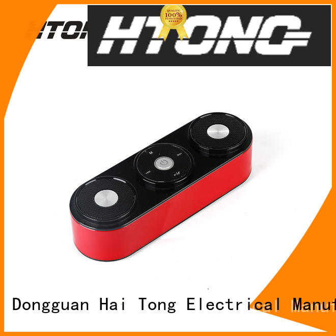 Hai Tong bluetooth bluetooth speaker factory price for family banquet