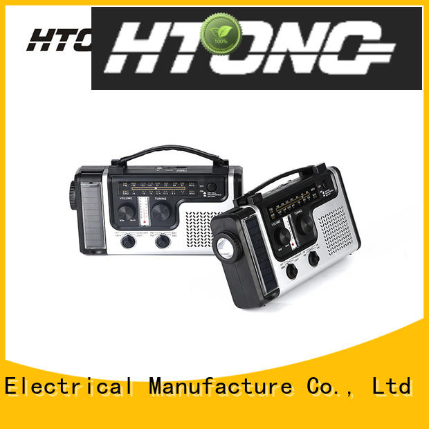 Hai Tong super best emergency radio factory price for hotel