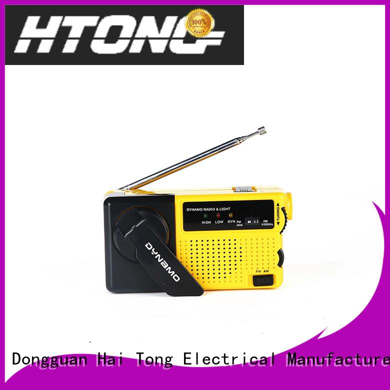 Hai Tong dance crank radio player for home