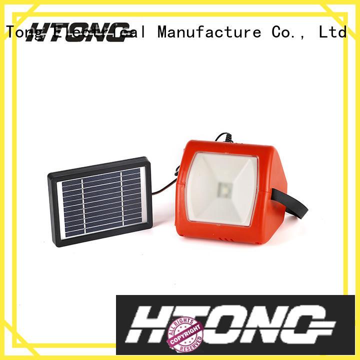 Hai Tong panel multifunctional solar light promotion for hotel