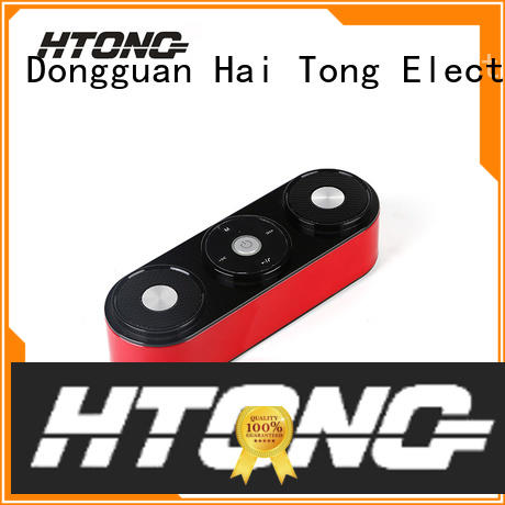 Hai Tong wireless loudest portable bluetooth speaker manufacturer for home