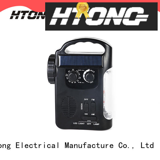 Hai Tong weather solar emergency radio on sale for house