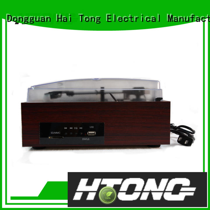 Hai Tong sdcard antique gramophone supplier for hotel