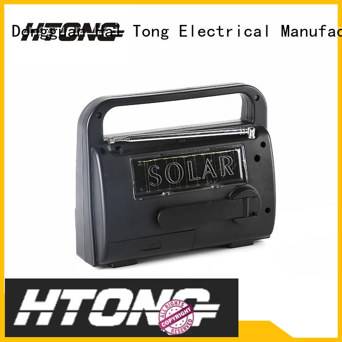 sw solar radio from China for outdoor
