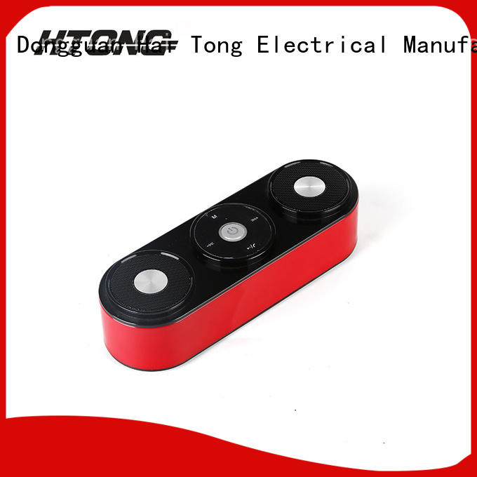 portable speakers bass stereo Hai Tong Brand company