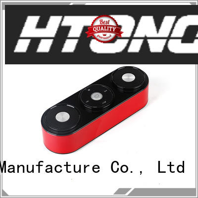 Hai Tong fidelity loudest portable bluetooth speaker factory price for indoor