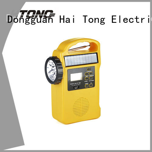 portable emergency radio weather factory price for hotel