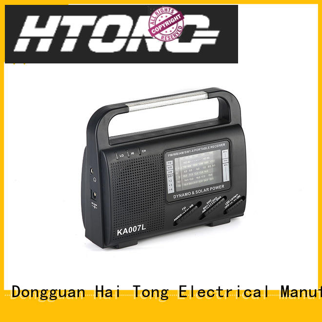 Hai Tong phone emergency radio easy to use for outdoor
