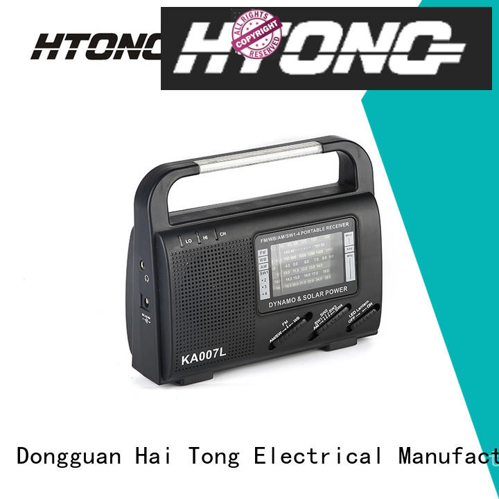 Hai Tong vintage best emergency radio factory price for outdoor