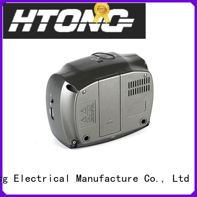 Hai Tong ht001 radio alarm clock customized for apartment
