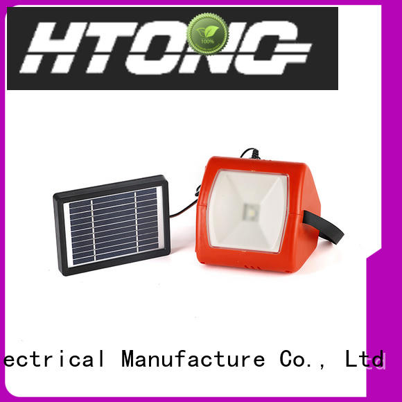 hts300 solar led lights solar for hotel Hai Tong