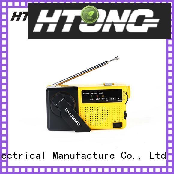 dance emergency crank radio ht3038 player for indoor