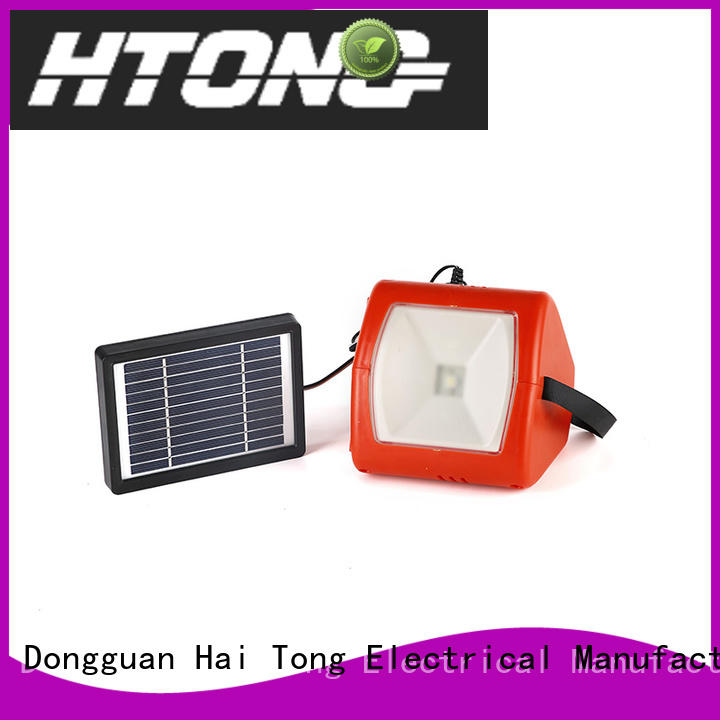 Hai Tong multifunctional outside solar lights supplier for indoor