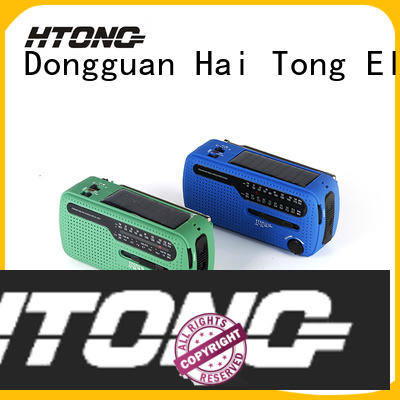 Hai Tong ht777 emergency radio factory price for house