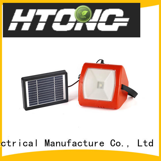 Hai Tong stable outside solar lights supplier for home