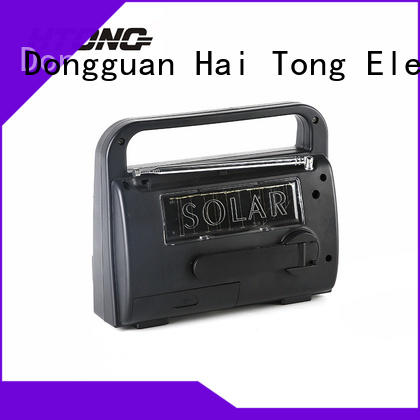 HTong portable best emergency radio from China for house