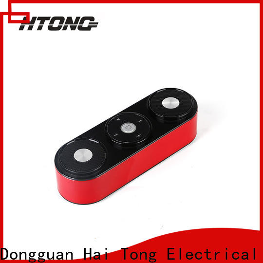 HTong portable bluetooth speaker directly price for indoor