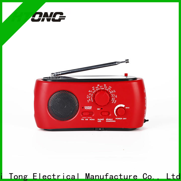 simple emergency radio am easy to use for outdoor