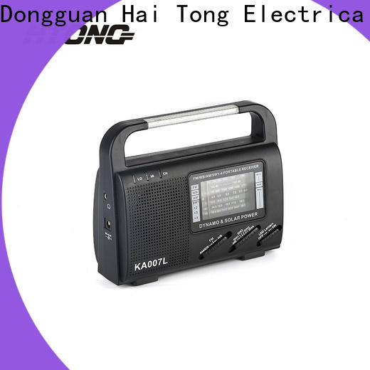 HTong band solar radio from China for home