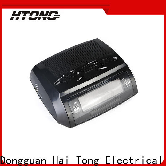 HTong am am fm clock radio series for home