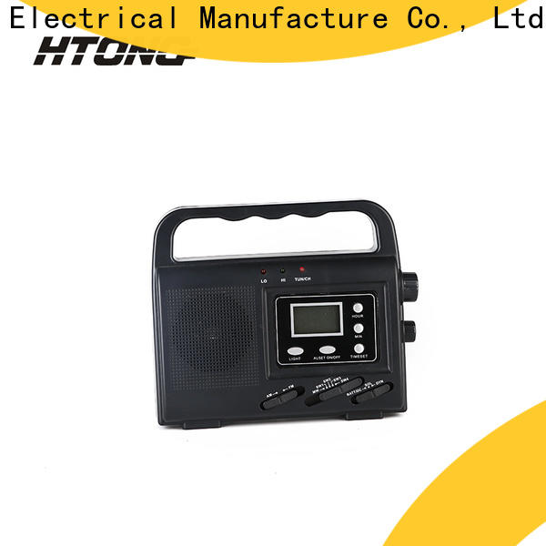 professional solar radio ht999 promotion for outdoor
