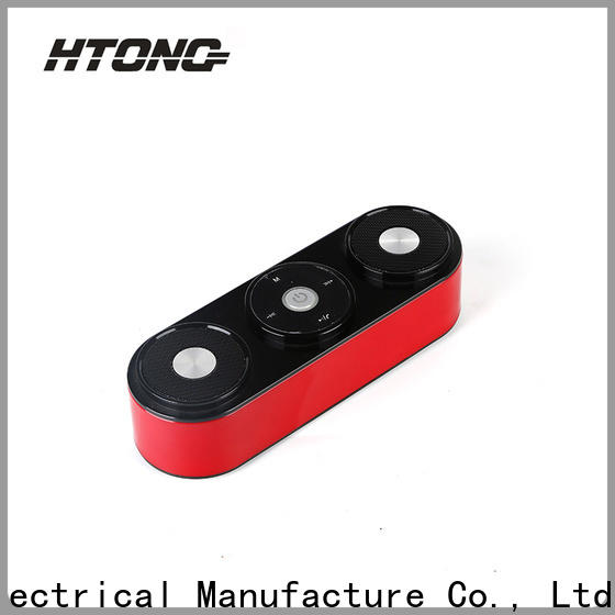 HTong ht400 loudest portable bluetooth speaker directly price for indoor