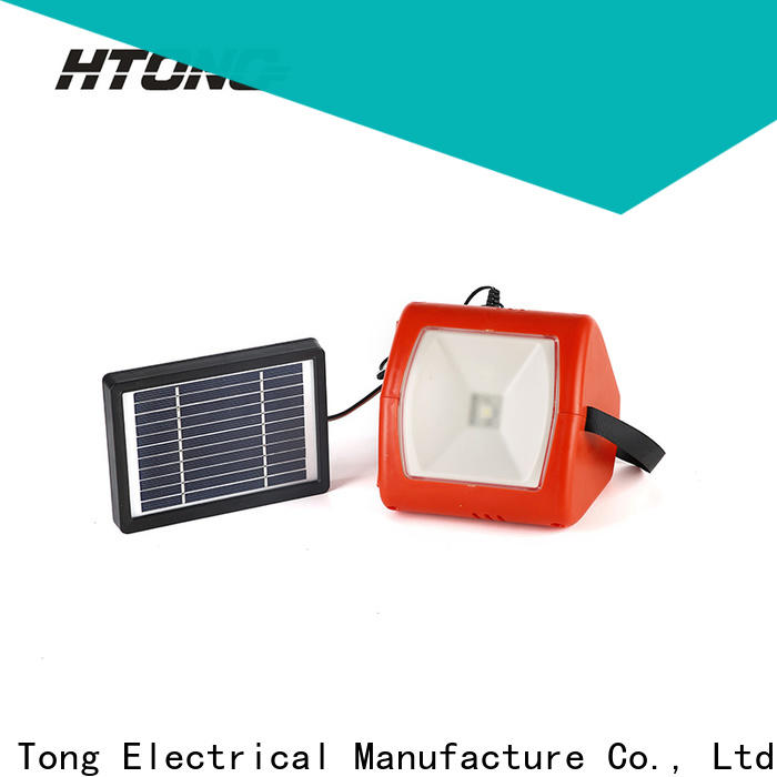 HTong hts300 solar camping lights online for family banquet
