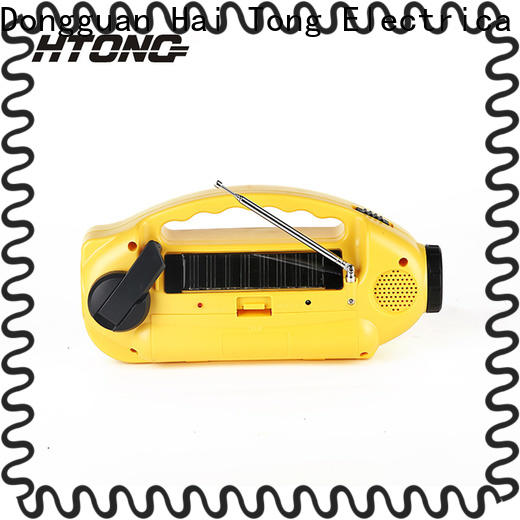 HTong ht999 emergency radio easy to use for house